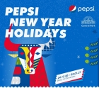 Pepsi New Year Holidays: Встречаем 2021 Год В Central Park